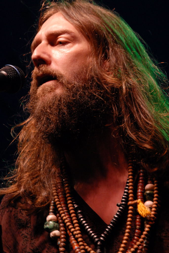 Chris Robinson of The Black Crowes