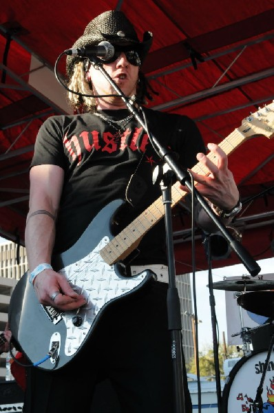 The Culprit at Texas Rockfest, Austin, Texas