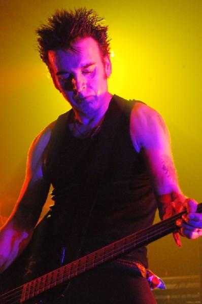 The Cure at the Austin Music Hall, Austin, Texas