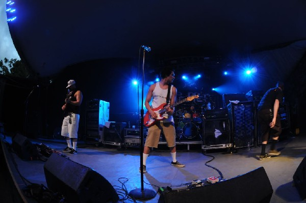 The Expendables at Stubb's BarBQ, Austin, Texas