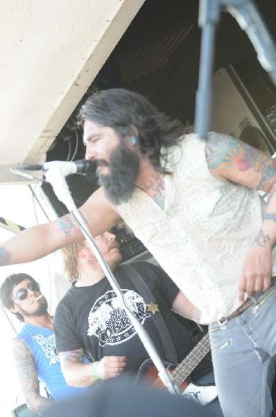 The Heroine at Warped Festival, San Antonio, Texas