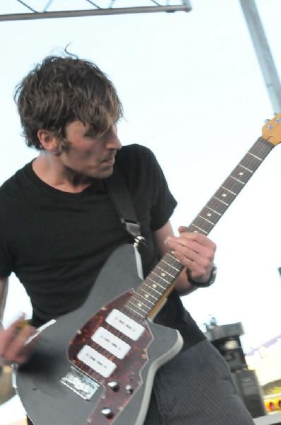 The Spines at Texas Rockfest, Austin, Texas