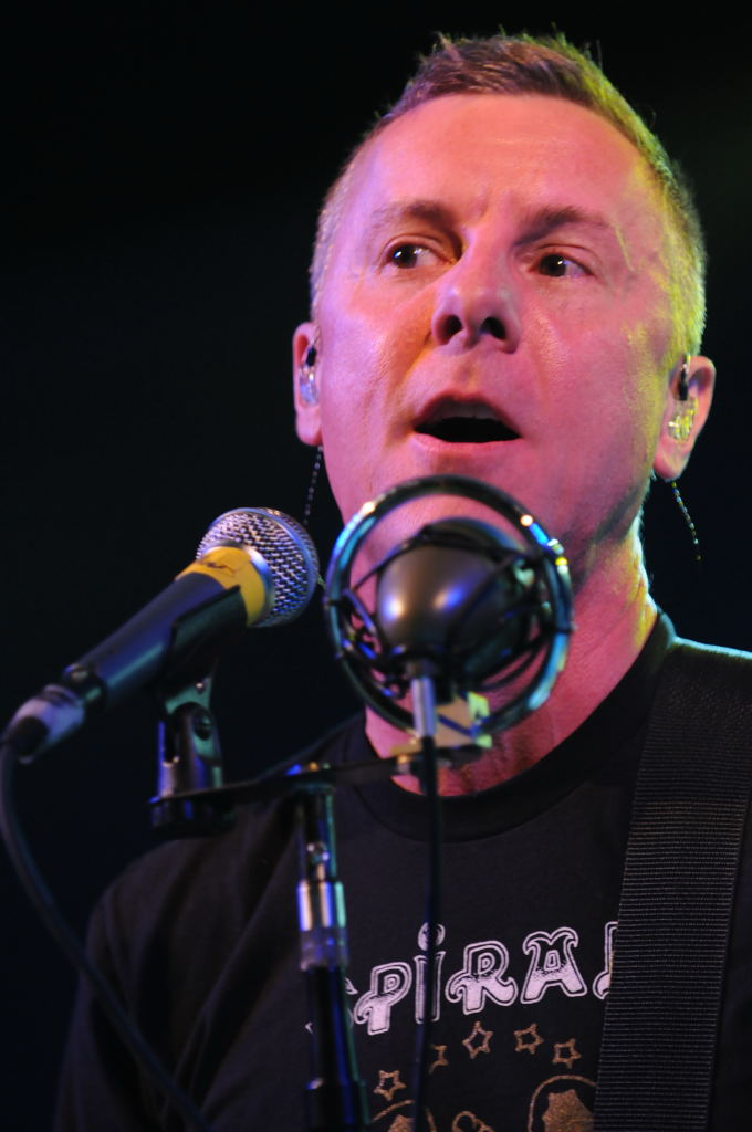Vaden Todd Lewis of The Toadies