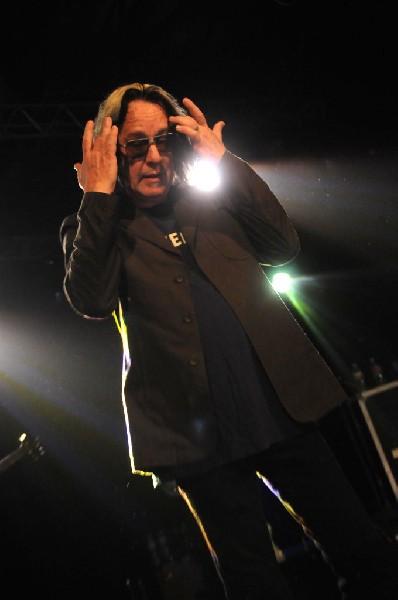 Todd Rundgren at La Zona Rosa, Austin, Texas 04/28/12
