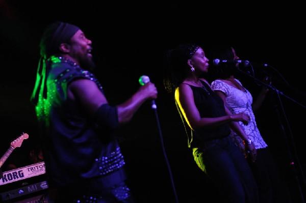 Toots and the Maytals at La Zona Rosa, Austin, Texas, 05/05/10