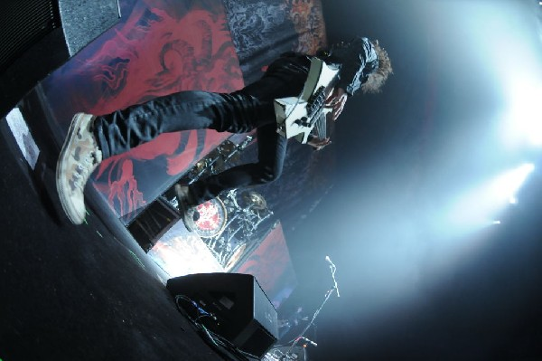 Trivium at Freeman Coliseum, San Antonio, Texas