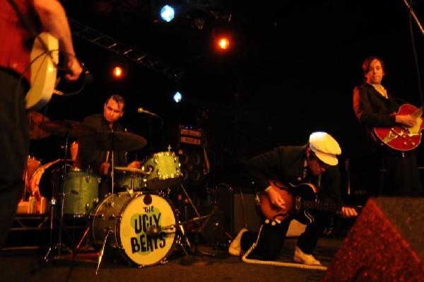 The Ugly Beats at La Zona Rosa, Austin, Texas 05/15/10