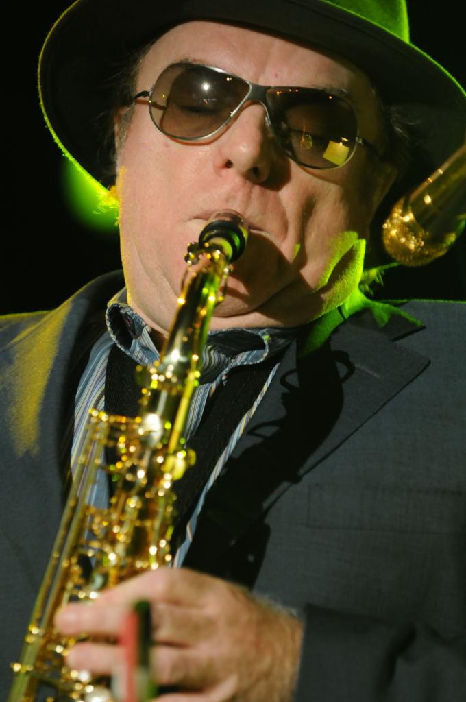 Van Morrison at SXSW 2008