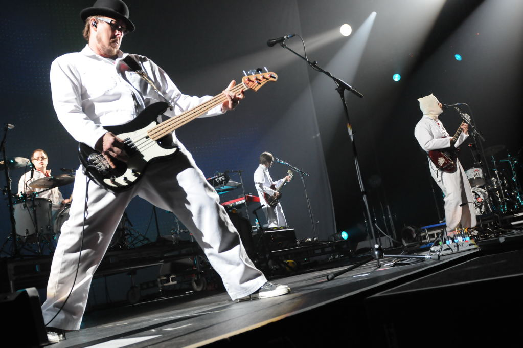 Weezer at The Frank Erwin Center