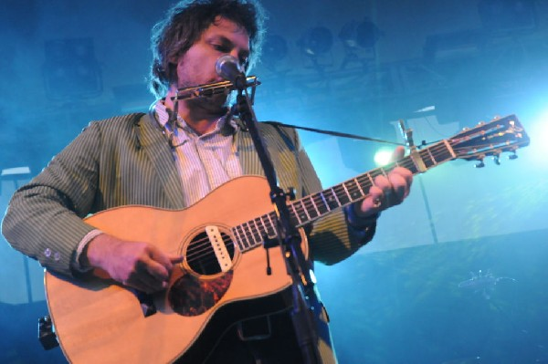Wilco at Stubb's BarBQ, Austin, Texas