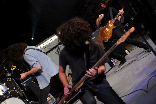 WolfMother at Stubb's BarBQ, Austin, Texas - 10/30/09