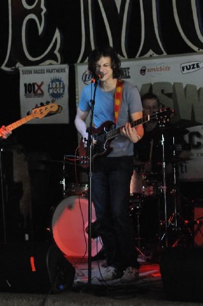 Zykos at the Emo's Lounge, Austin, Tx - SXSW 2008