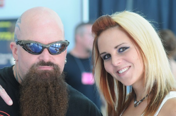 Kerry King & Avery Allen