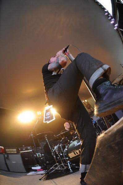 Billy Talent at Stubb's BarBQ, Austin, Texas