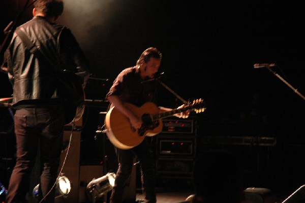 Black Rebel Motorcycle Club at The Greek Theatre in Griffith Park, Los Ange