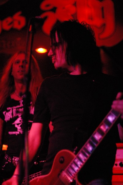 Broken Teeth at The Red Eyed Fly, Austin, Tx.