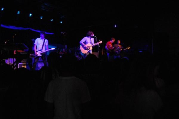 Dear And The Headlights at La Zona Rosa in Austin, Texas