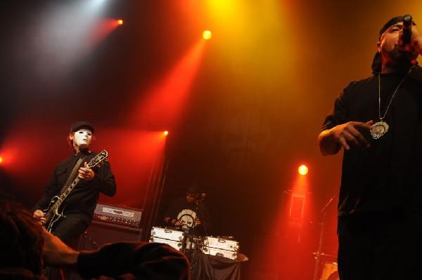 The Dirty Wormz at the Hi-Ro Music Festival, Austin Music Hall