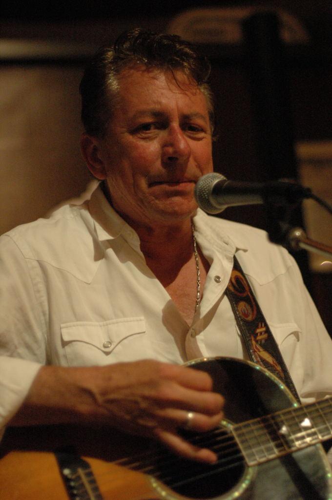 Joe Ely at John McCall's
