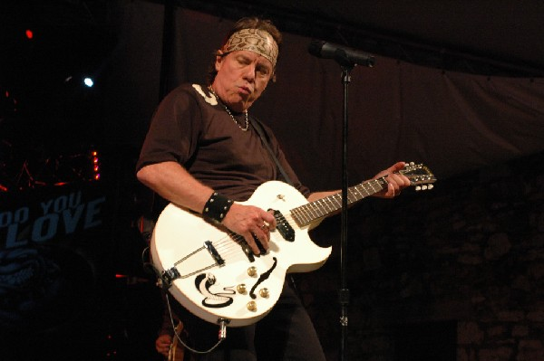 George Thorogood and The Destroyers at Stubb's Bar-B-Q in Austin, Texas