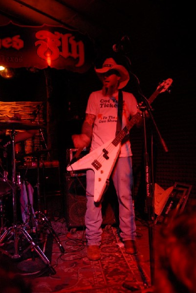 Honky at The Red Eyed Fly, Austin, Texas