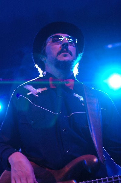 Les Claypool and his Fancy Band at Stubb's BarBQ, Austin, Texas on 6/19/07