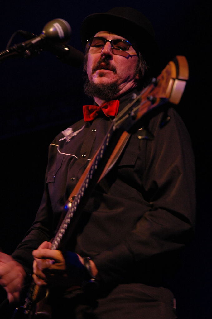 Les Claypool at Stubb's BarBQ