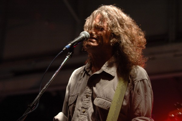 The Meat Puppets perform at the Republic of Texas Bike Rally in Austin, Tex