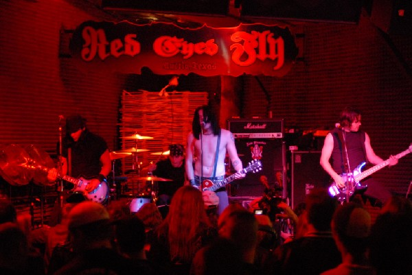 New Disaster at The Red Eyed Fly, Austin, Tx.