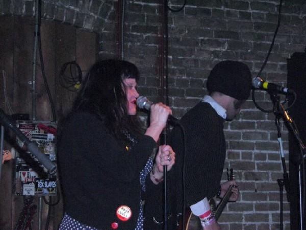 The Original Sinners w/Excene Cervenka