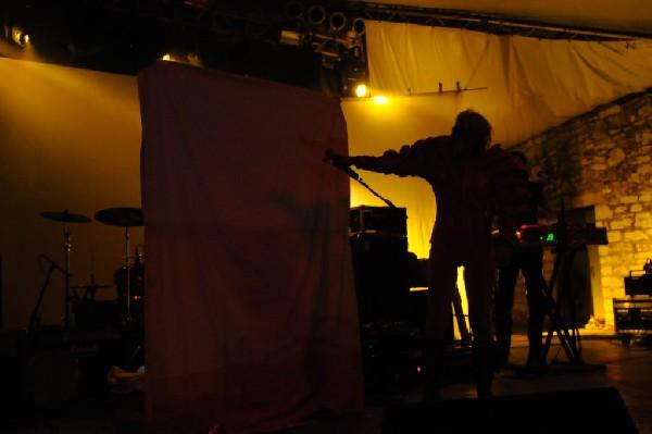 Peaches at Stubb's BarBQ, Austin, Texas - 10/31/09