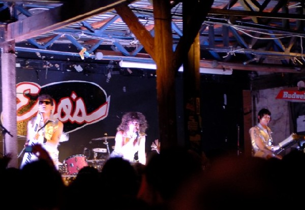 Peaches at Emo's in 2006