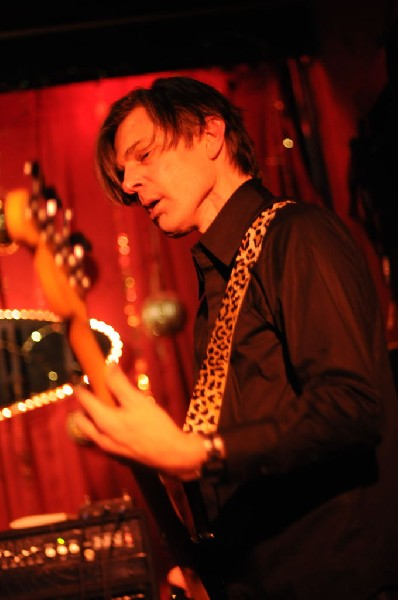 The Skunks Reunion Show at The Continental Club in Austin, Texas