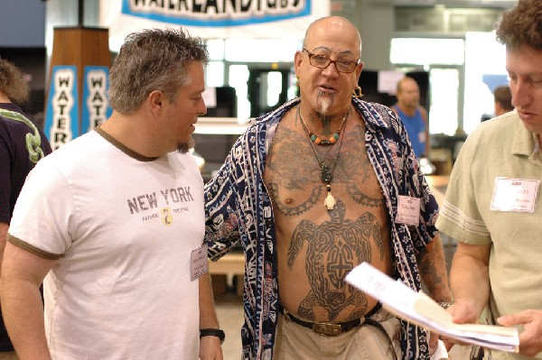 Tattoos from the National Reptile Breeders Expo